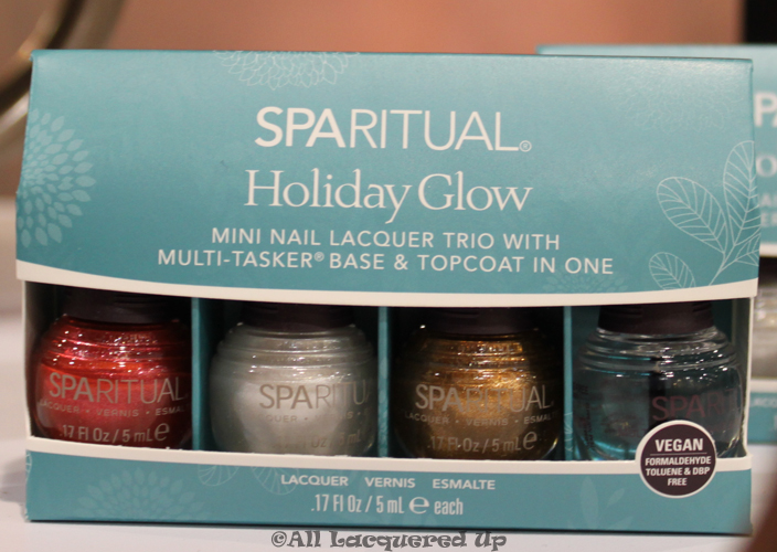 sparitual holiday glow mini Cosmoprof 2010 Day 2 Recap