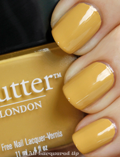 butter london bumster swatch fall 2010 1 butter LONDON Fall 2010 Collection Swatches & Review