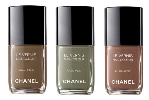 chanel les khakis de chanel collection fashions night out