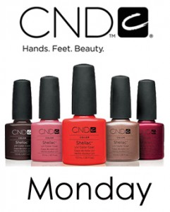 cnd monday cnd shellac 241x300 CND Monday   CND Shellac Wear & Removal Review