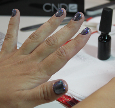 cnd shellac cosmoprof 5 CND Monday   Another Perspective on CND Shellac