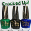 All Cracked Up with Crackle Nail Polish