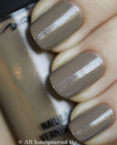 mac earthly harmony swatch nail trend 10 MAC Nail Trend F/W 2010 Swatches & Review