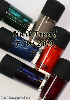 mac nail trend fw 2010 collection jin soon fall MAC Nail Trend F/W 2010 Swatches & Review