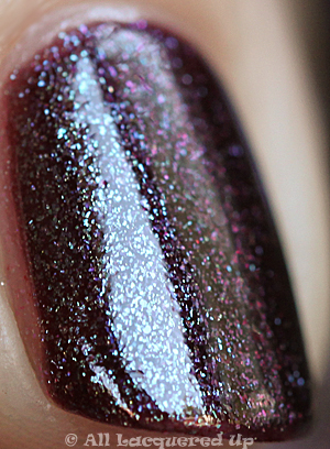orly galazy girl close up Orly Cosmic FX Fall 2010 Collection Swatches & Review