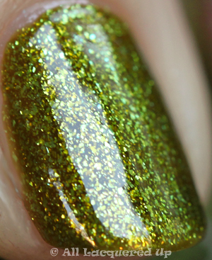 orly its not rocket science close up Orly Cosmic FX Fall 2010 Collection Swatches & Review