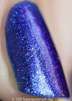 orly lunar eclipse close up swatch 1 Orly Cosmic FX Fall 2010 Collection Swatches & Review