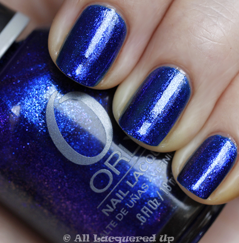 orly lunar eclipse swatch form the orly cosmic fx fall 2010 collection
