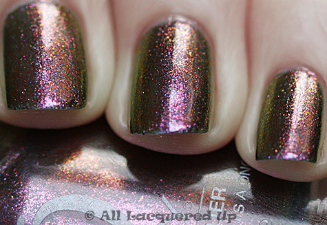 orly space cadet cosmic fx swatch fall 2010 Orly Cosmic FX Fall 2010 Collection Swatches & Review