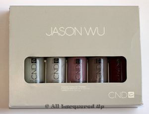 cnd jason wu collection1 ALU NYFW NOTD Challenge SS11   Day 6