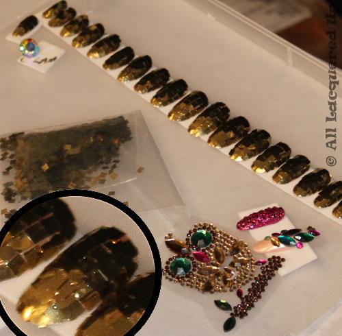cnd-nyfw-diego-binetti-cartier-gold-nail