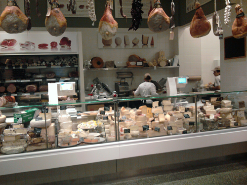 eataly nyc cheese 1 Random NYFW SS 2011 Moments