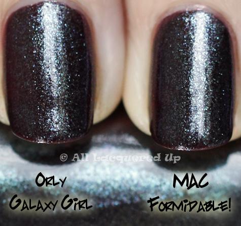 mac-formidable-orly-galaxy-girl-comparison-swatch