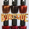 OPI Burlesque Collection for Holiday 2010 Swatches, Review & Comparisons
