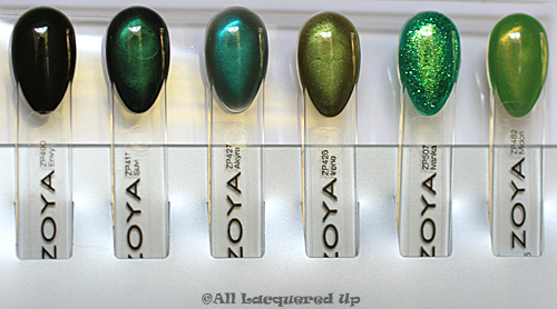 Zoya Nail Polish Color Spoons 90