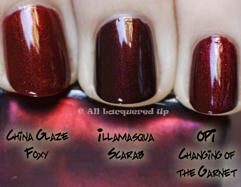 illamasqua-scarab-swatch-comparison