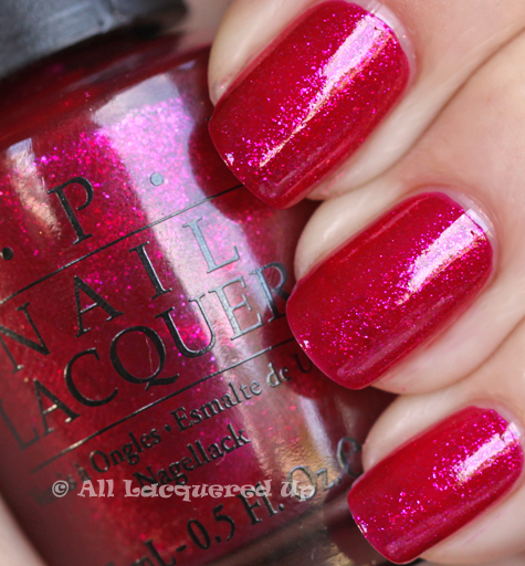 opi let me entertain you swatch burlesque holiday 2010 OPI Burlesque Collection for Holiday 2010 Swatches, Review & Comparisons