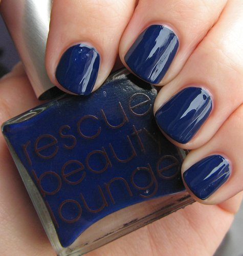 My Top 5 Rescue Beauty Lounge Nail Polishes : All Lacquered Up