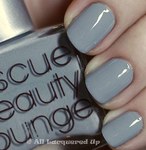 rescue beauty lounge concrete jungle swatch My Top 5 Rescue Beauty Lounge Nail Polishes