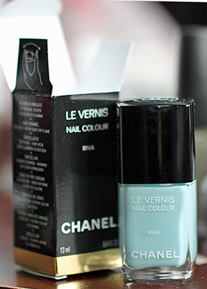 chanel riva le vernis cote dazur Chanel Riva from the Côte DAzur Collection   Swatch, Review & Comparison