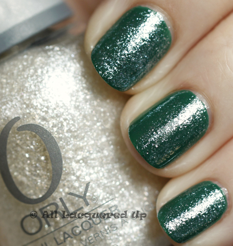 essie going incognito orly winter wonderland swatch Orly Tis The Season Holiday 2010 Gift Set