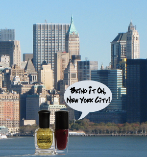 nyc manicure lippmann lancome A Manicure So Tough, Not Even NYC Can Wear It Down