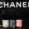 First Look – Chanel Black Pearl Nail Polish