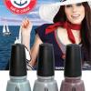China Glaze Anchor's Away Sneak Peek – Below Deck, Pelican Gray and Sea Spray