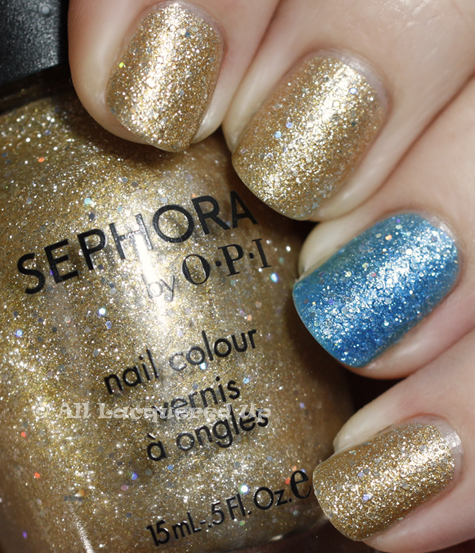 sephora opi looks like rain dear midnight mambo swatch Sephora by OPI Looks Like Rain, Dear & Midnight Mambo