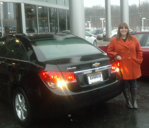 chevy cruze gotta love chevy neo suzanne Im A Northeast Ohio Chevy Girl