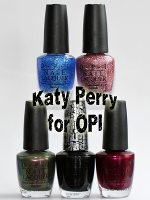 opi katy perry collection black shatter winter 2011 OPI Katy Perry Collection Swatches & Review