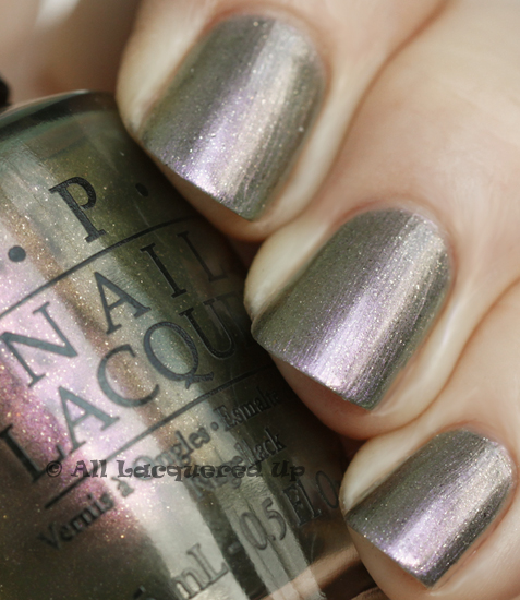opi not like the movies katy perry swatch duochrome angle OPI Katy Perry Collection Swatches & Review