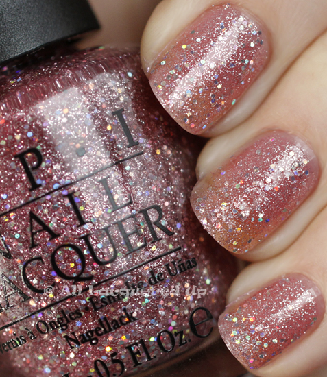 opi teenage dream swatch katy perry OPI Katy Perry Collection Swatches & Review