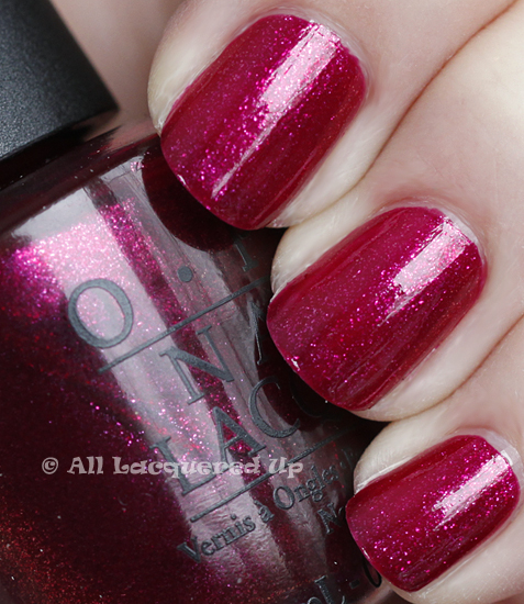 opi the one that got away swatch katy perry OPI Katy Perry Collection Swatches & Review