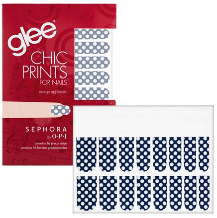 sephora by opi chic prints berry special Calling All Gleeks The Sephora by OPI GLEE Collection is Coming!