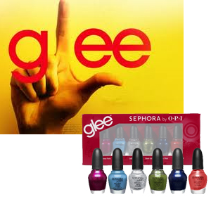 sephora by opi glee collection Calling All Gleeks   The Sephora by OPI GLEE Collection is Coming!