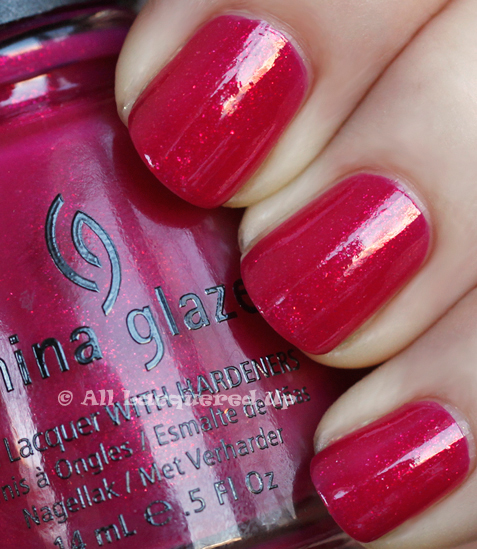 china glaze ahoy! swatch from the china glaze anchors away spring 2011 collection