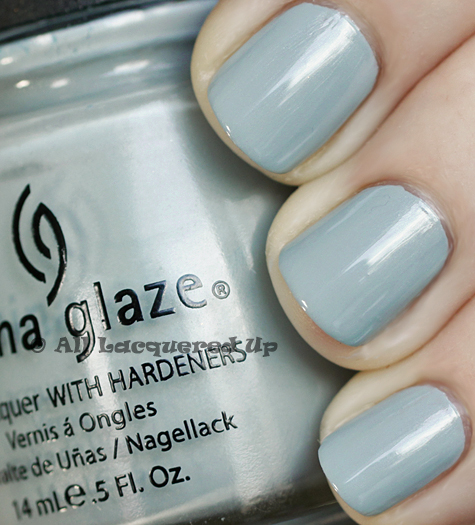 china glaze sea spray swatch anchors away spring 2011 China Glaze Anchors Away Spring 2011 Collection   Sand & Sea Swatches & Review