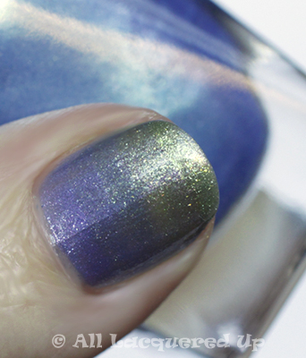 nail polish gradation bowling ball manicure lime lavender Were Gonna Rock, Were Gonna Roll, Were Gonna Bop, Were Gonna BOWL...