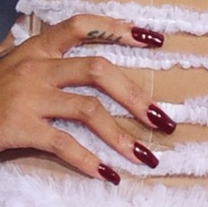 rihanna grammy nail polish Celebrity Manicurist Kimmie Kyees Nails Rihanna & Katy Perry at The Grammys