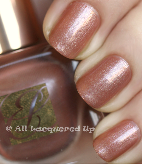 estee lauder frozen fantasy swatch pure color nail lacquer spring 2011