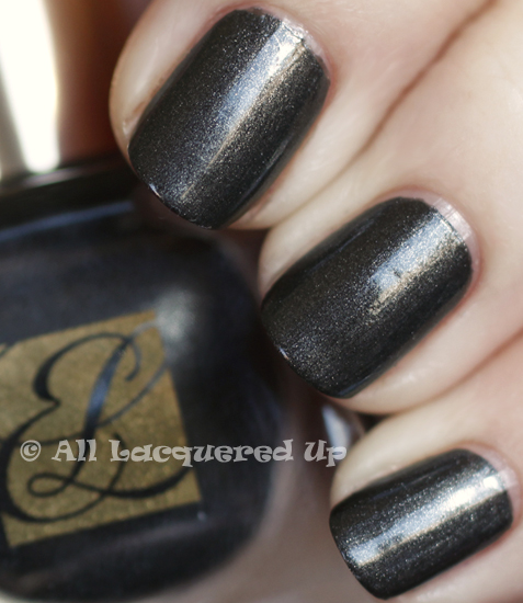 estee lauder perfect storm swatch pure color nail lacquer spring 2011