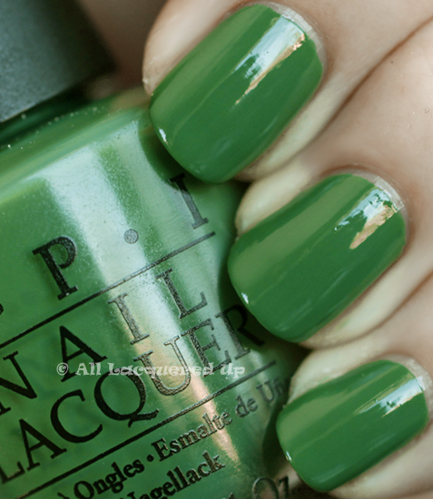 opi dont mess with opi swatch texas spring 2011 1 OPI Texas Collection for Spring/Summer 2011   Creme & Shimmer Swatches, Review & Comparisons
