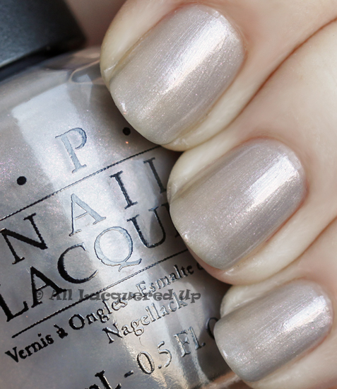 opi its totally fort worth it swatch from the opi texas collection for spring 2011