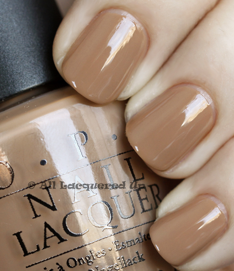 opi san tan tonio swatch texas spring 2011 OPI Texas Collection for Spring/Summer 2011   Creme & Shimmer Swatches, Review & Comparisons