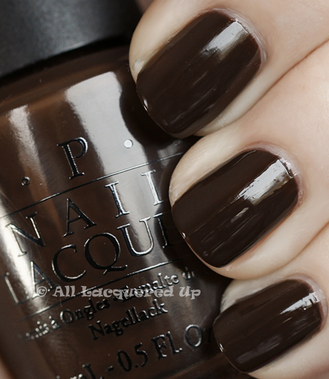 opi suzi loves cowboys swatch texas spring 2011 OPI Texas Collection for Spring/Summer 2011   Creme & Shimmer Swatches, Review & Comparisons