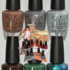 OPI Texas Collection for Spring/Summer 2011 – Creme & Shimmer Swatches, Review & Comparisons