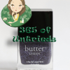 ALU's 365 of Untrieds – butter LONDON No More Waity, Katie