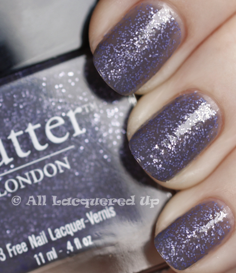 butter london no more waity, katie swatch of the nail polish created for kate middleton's royal wedding