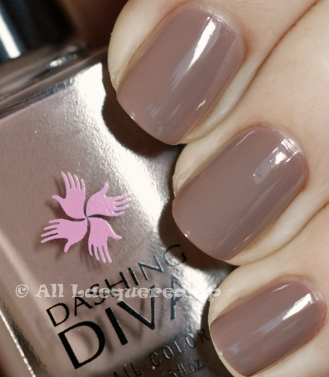 dashing diva tibi couture swatch nail polish 365 untrieds ALUs 365 of Untrieds   Dashing Diva Tibi Couture